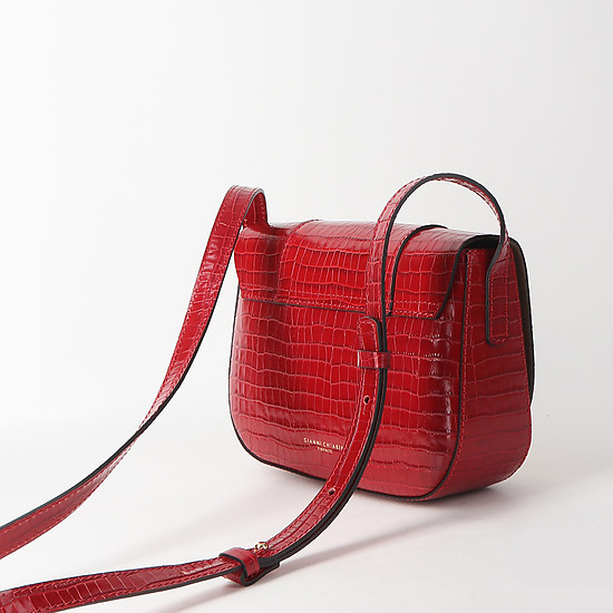 Gianni Chiarini 6541 croc red