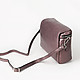 Gianni Chiarini 6586 metallic bordo