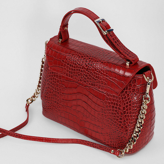 Ripani 7064 SA 00015 croco red