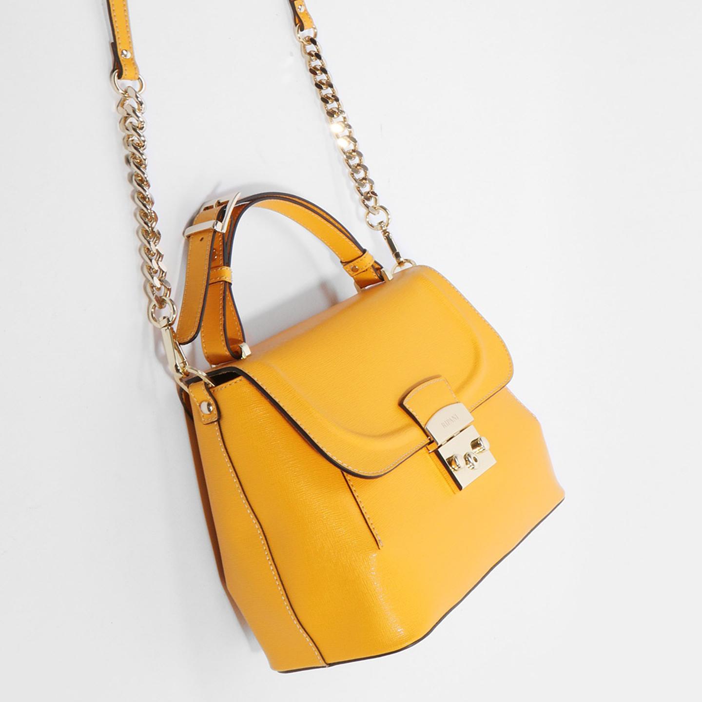 1cf001194579 Классическая сумка Ripani 7064 yellow – Италия, желтого цвета ...