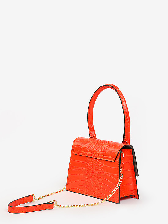 Jazy Williams 71 croc orange