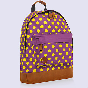 Рюкзак Mi Pac 740199 173 purple yellow