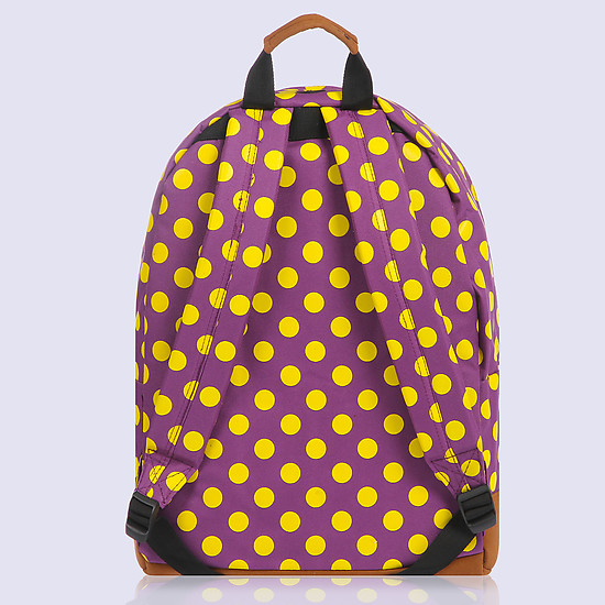 Рюкзаки Mi Pac 740199 173 purple yellow