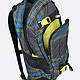 Рюкзаки Dakine 8130105 black blue yellow