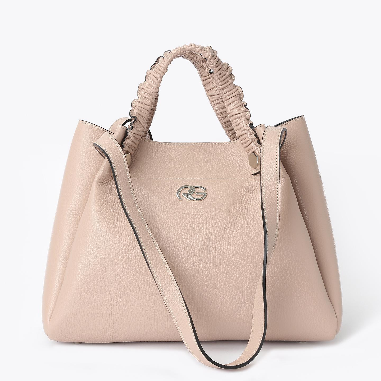 e7aefa5123d5 Классическая сумка Roberta Gandolfi 8160 nude – Италия, бежевого ...