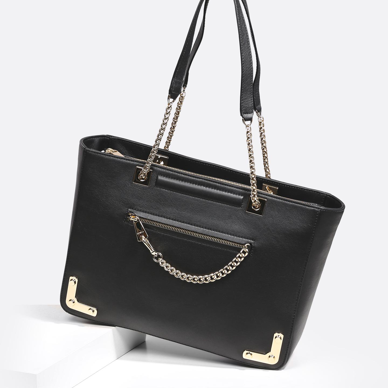 1db8578aba0f Классическая сумка Furla 834901 black – Италия, черного цвета ...