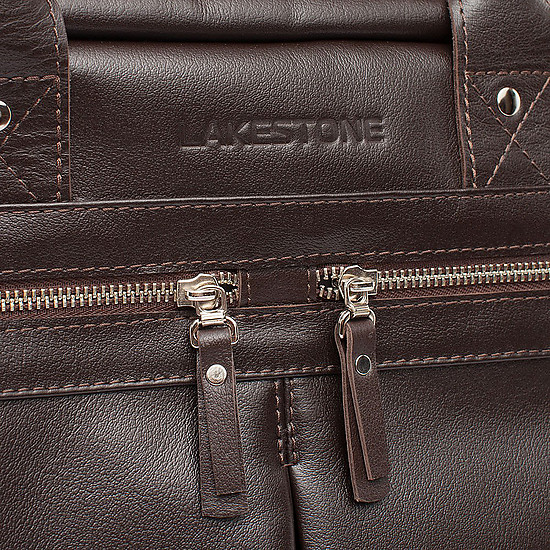 Портфели LAKESTONE 923100 brown