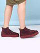 Кеды Wonders A6605 bordo chamois