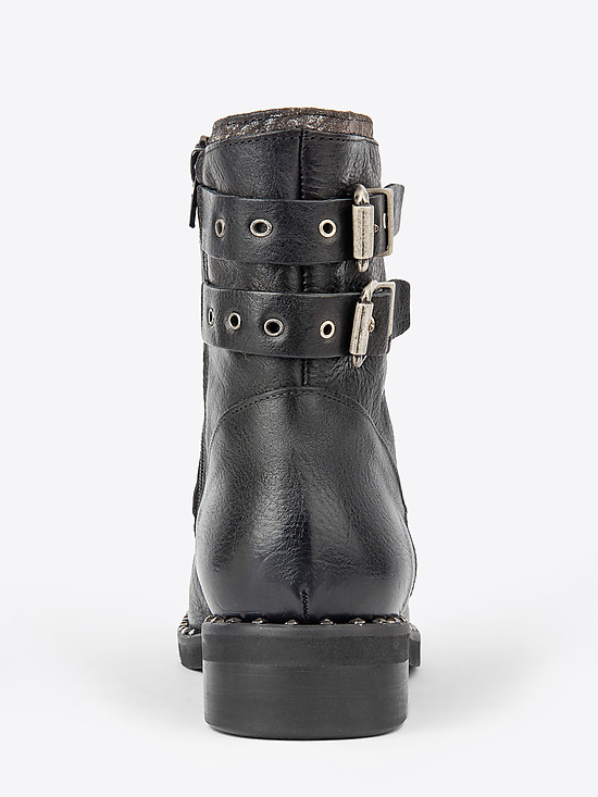 Ботинки Officine 28 AS211 black