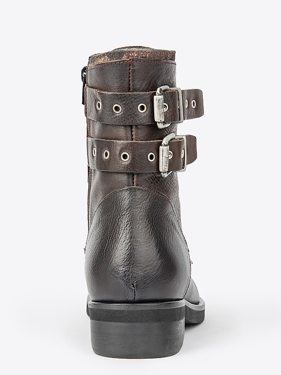 Ботинки Officine 28 AS211 brown