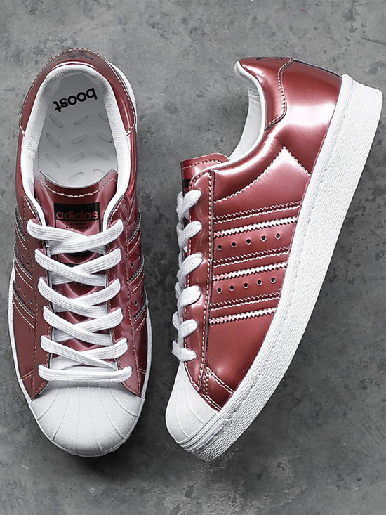 Кроссовки Adidas BB2270 pink metallic