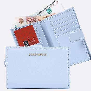 Аксессуар Coccinelle C2-YW1-11-67-01-240 light blue