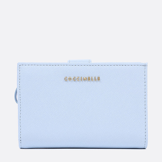 Кошелек Coccinelle C2-YW1-11-67-01-240 light blue