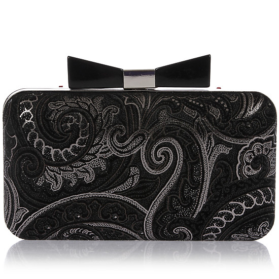 Клатчи Бронипатиссон CLUTCH 114 Pin-up girl black