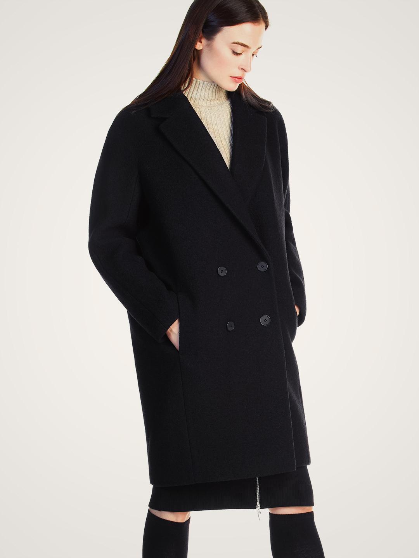 b487363739e Пальто Soeasy Cocoon black – Россия