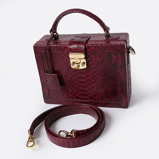 Geuco Dream Box wine python