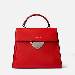 8179f4a76200 ... Красная кожаная сумка-трапеция B14 Medium Coccinelle E1-D05-18-03-