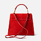 Coccinelle E1-D10-18-03-01-R09 red chamois