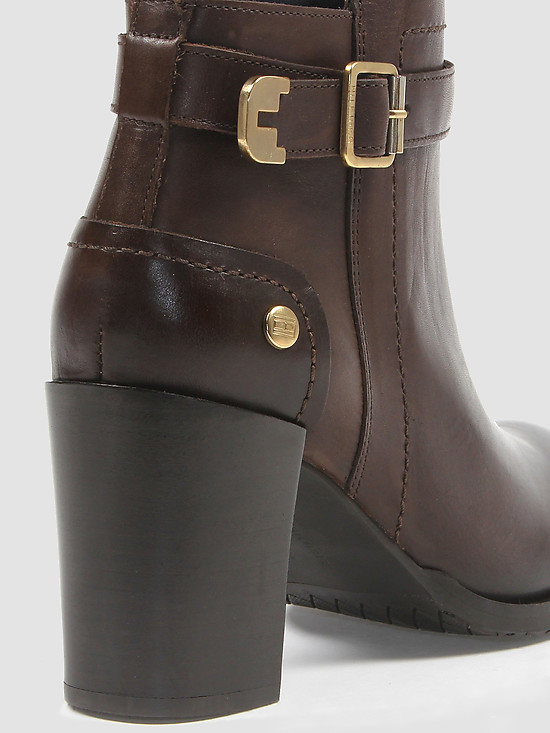 Полусапожки Tommy Hilfiger FW56819940 3A 212 brown
