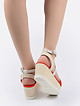 Босоножки Tommy Hilfiger FW56820748 1D 629 red beige