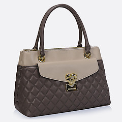 Женская сумка Moschino JC4004PP12LA0-00A grey beige