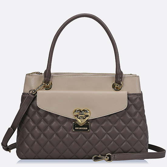 Love Moschino JC4004PP12LA0-00A grey beige