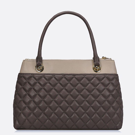 Классические сумки Love Moschino JC4004PP12LA0-00A grey beige