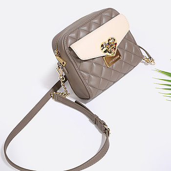 Клатч Moschino JC4009PP12LA0-00A taupe beige