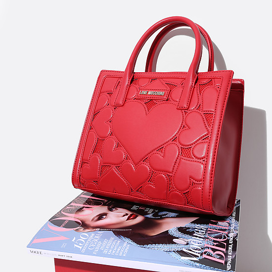 Love Moschino JC4055PP15LF1 50A red