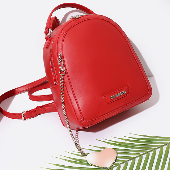 Рюкзаки Love Moschino JC4075PP15LI0 500 red