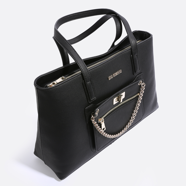 2666052163c0 Классическая сумка Love Moschino JC4094PP14LN0 black – Китай ...