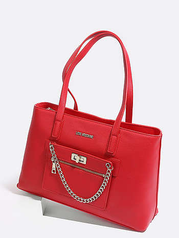 Женская сумка Love Moschino JC4094PP14LN0 red