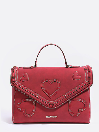Женская сумка Love Moschino JC4104PP14LP0 red