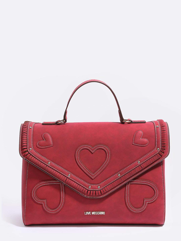 ee753b332633 Классическая сумка Love Moschino JC4104PP14LP0 red – Китай, красного ...