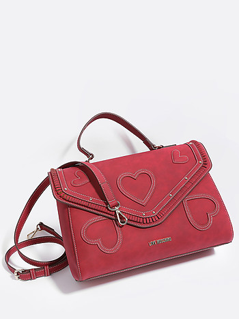 Сумка женская Love Moschino JC4104PP14LP0 red