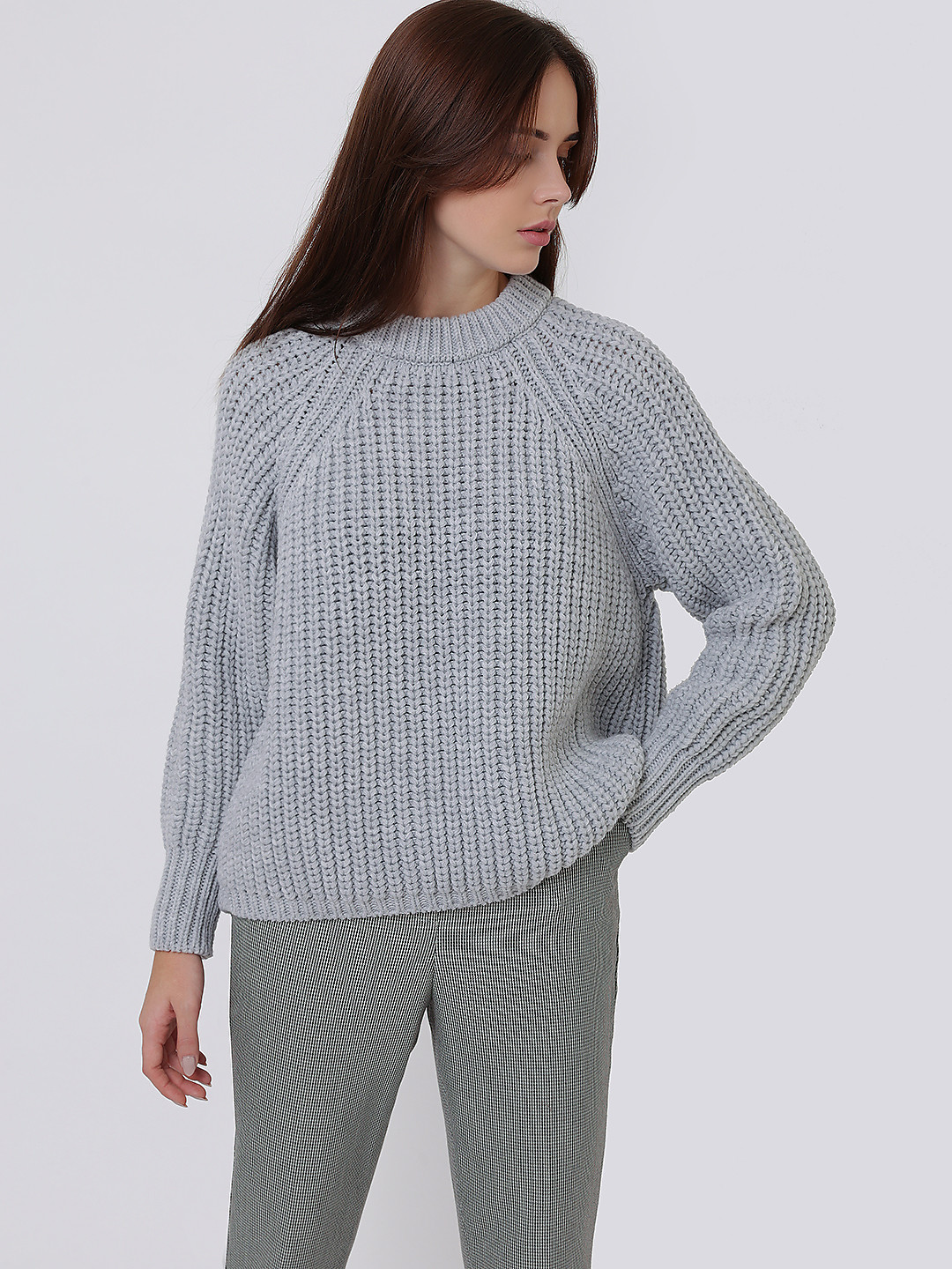 Джемперы Aim Clothing J 301 PHR 386 light grey