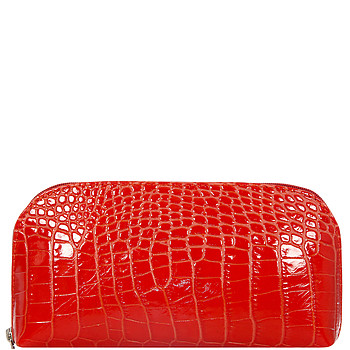 Косметичка Askent KS 10 1 KR croc red