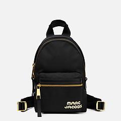 fd0ab2c2dc4a ... Черный текстильный рюкзак небольшого размера Marc Jacobs M0014032_001  black