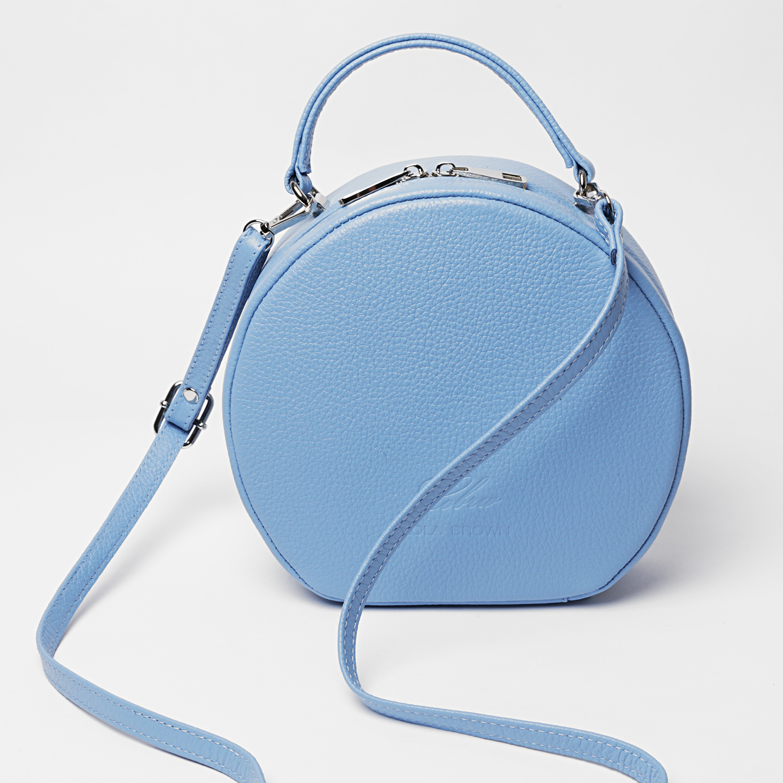 Небольшая круглая сумочка Lola Brown ... 13c3b143d775b