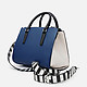 Guess NY685605 blue cream stripe