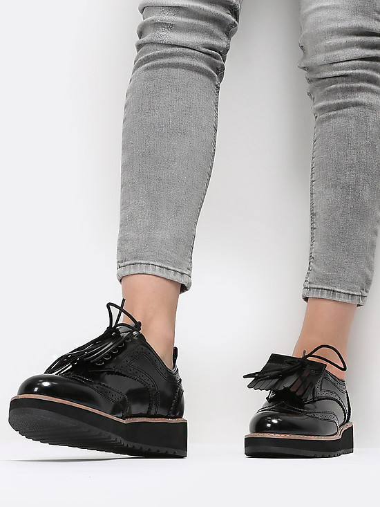 Ботинки PEPE JEANS PLS10327 999 black
