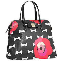 Сумка женская Kate Spade PXRU5118 black multicolor