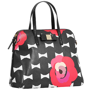 Женская сумка Kate Spade PXRU5118 black multicolor