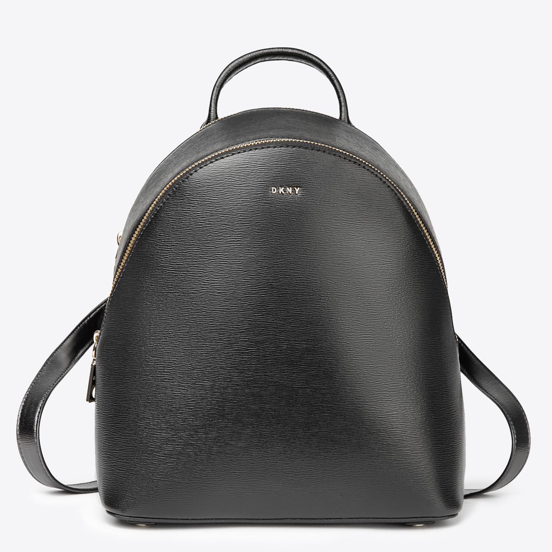 d8093aa4304f Черный кожаный рюкзак Brayant среднего размера – Индонезия, черного ...