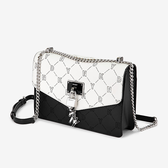 DKNY R9139281-white black monogram