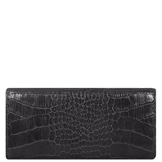 Кошелек Richet Ri-024KW croc black