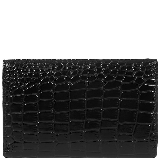 Кошелек Richet Ri-025 PM croc gloss black