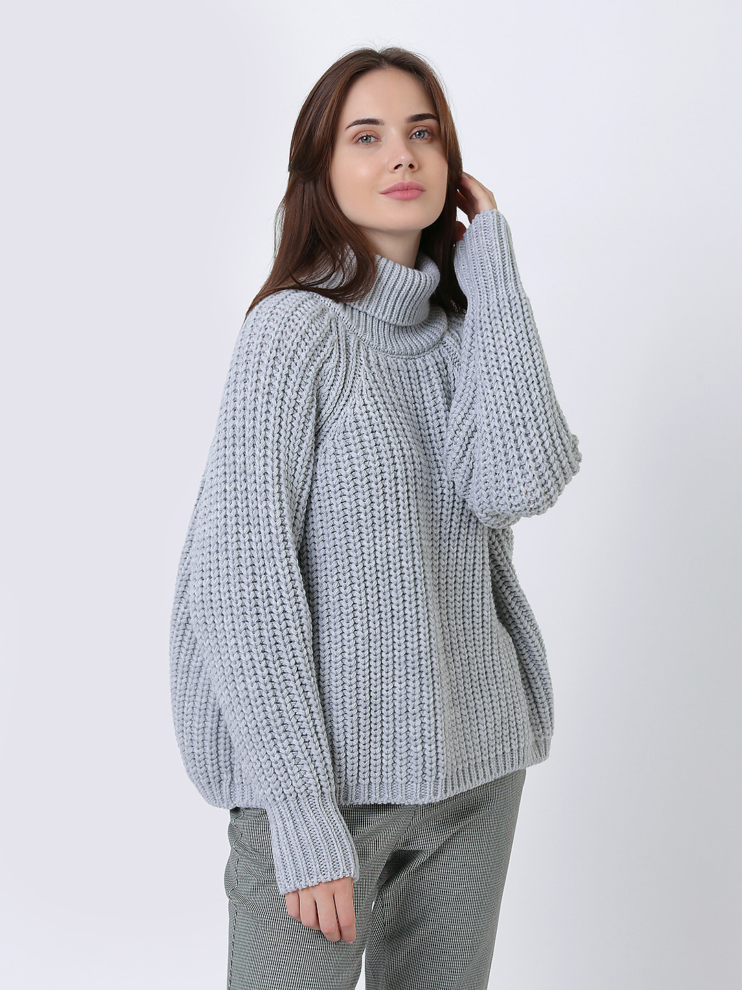 Джемперы Aim Clothing S 301 PHR 386 light grey