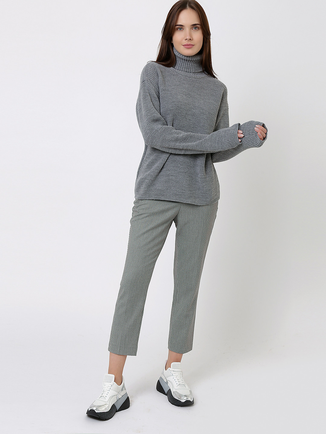 Джемперы Aim Clothing S 707 PHR 96 grey