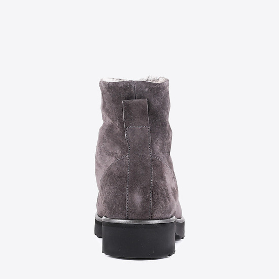 Ботинки Pertini T1678 grey chamois